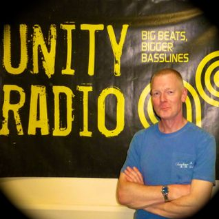 (#131) STU ALLAN ~ OLD SKOOL NATION - 13/2/15 - UNITY RADIO 92.8FM
