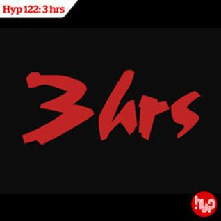Hyp 122: 3hrs