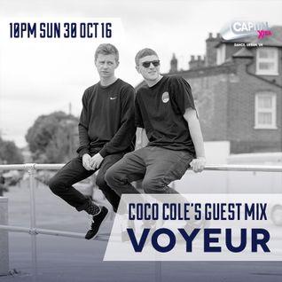 Coco Cole - Capital XTRA Show Rip w/ Voyeur - 30Oct16