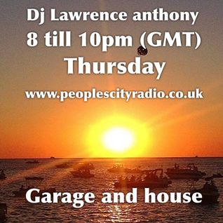 dj lawrence anthony pcr radio 09/06/16
