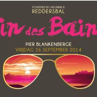 Funky Fish @ Reddersbal Fin Des Bains 2014