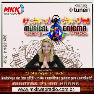 Programa Musical Enigma Nº51 18/08/2016 - Mitologia