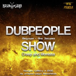 B`n`W Radio Dub People Show #025 - Zultcer 09.03.2013