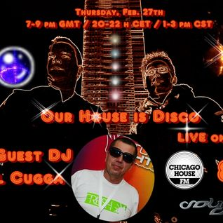 Our House Is Disco #118 from  2014-02-27