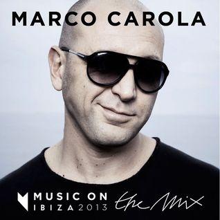 Marco Carola: Music On the Mix - IBIZA 2013