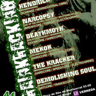 The Kracker @ Brainkracking III (12-04-08)