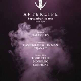Tale Of Us @ Afterlife at Space Ibiza - 01-09-2016
