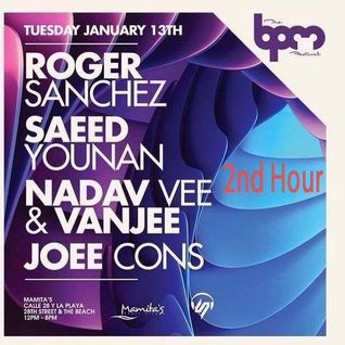 Saeed Younan (pt.2) Live From The BPM Festival 2015