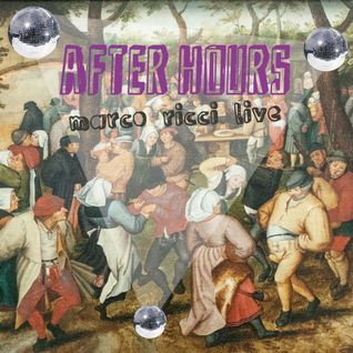After Hours - Marco Ricci Live