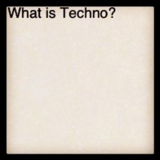 Kung Pow - What is Techno? - Techno Mix