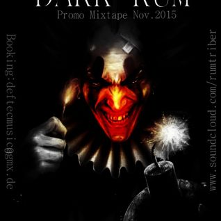 Dark-Rum - Techno Promo Mixtape - Nov 2015