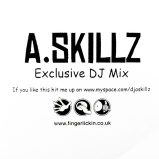 A-Skillz - Dare to Make a Difference (Exclusive DJ Mix 2007)