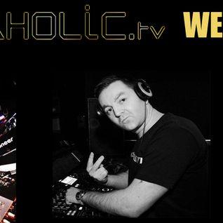 The Clubaholic Weekend Warm-up Radio Show 05/09/13