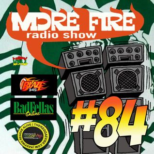 More Fire Radio Show #84 Week of Jan 11 2016 with Crossfire from Unity Sound