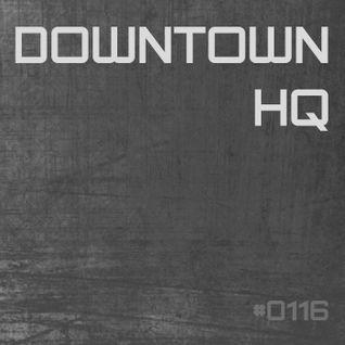 Downtown HQ #0116 (Radio Show with DJ Ramon Baron)