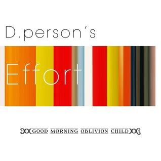 D Person's Effort