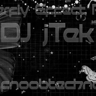 JTEKS BUTTERFLY EFFECT RADIO SHOW DEBUT