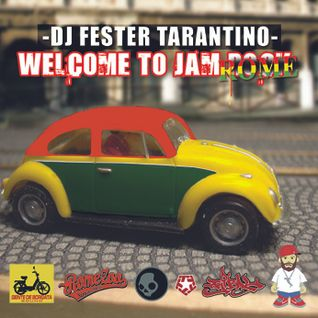 WELCOME TO JAMROME 1 mix 2006