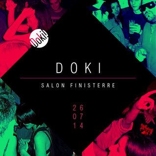 Doki - progressive night 26.7.14 @Finisterre - Caballito *warm up