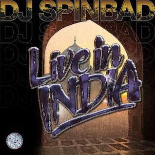 DJ Spinbad Live In India (2013)