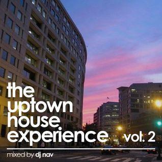 DJ Nav - The Uptown House Experience Vol. 2