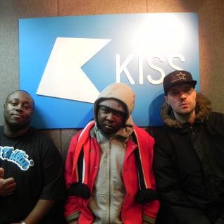 BLITZ N MK KISS FM UK 11/9/14 G-UNIT SALUTE SESSION