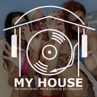My House Radio Show 2016-04-16