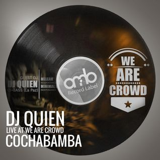 We are the crowd @ Cochabamba (independance party)