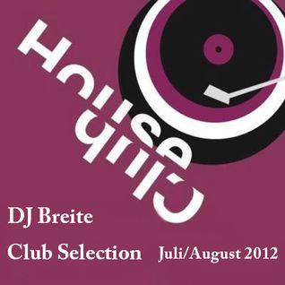 DJ Breite Club Selection (Juli/August 2012)