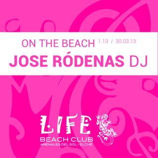 On The Beach 30-03-13