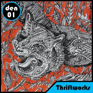 Live at The Den - April 21, 2012 - Thriftworks