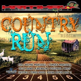 Country run riddim - 04/2012