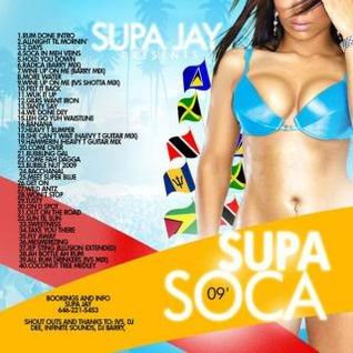 Supa Jay Presents - Supa Soca 09