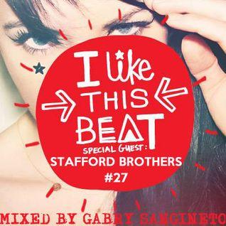 Tara McDonald pres. I Like This Beat - Mixed by Gabry Sangineto - Stafford Brothers Threesome
