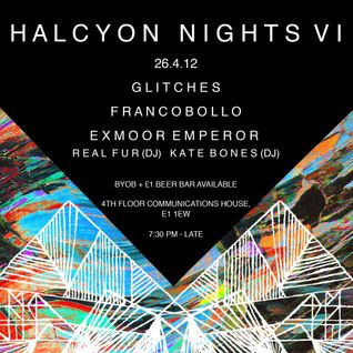 Halcyon Nights VI Mixtape