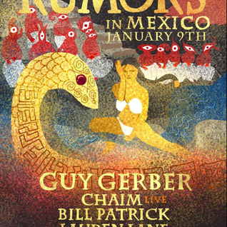 @GuyGerber Guy Gerber @ Rumors Party - BPM Festival 2015 09-01-15