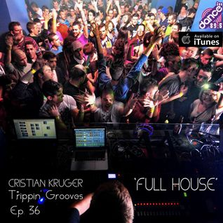 Trippin' Grooves - Episode 36 - Full House - Live @ DanceFM - 22.03.2014