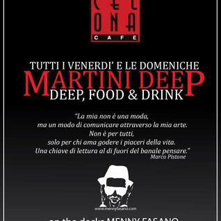 DJ SET MENNY FASANO @ BARCELONA CAFE' - MARTINI DEEP [29.07.2012] | PART 1