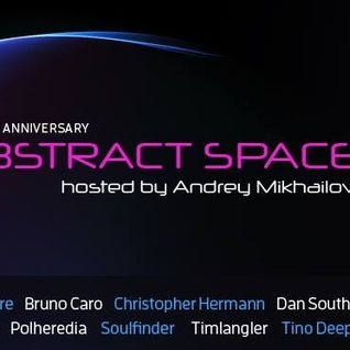 Tino Deep - Abstract Space 3 Year Anniversary Guest Mix (May 2015) On DI.FM