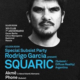 Phone @ Miniclub Special Subsist Records Party (25.9.15)