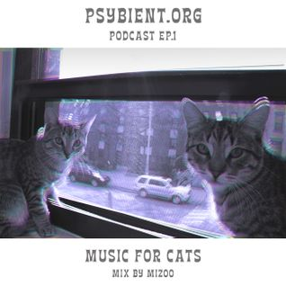 Psybient.org podcast [ep 01] Mizoo - Music for cats