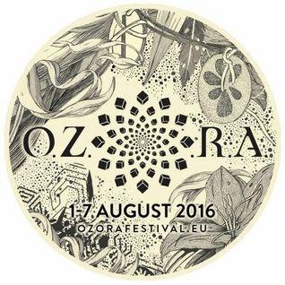 AL & GO. LIVE @ OZORA FESTIVAL 2016. CHILL DOME