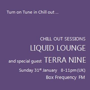 Liquid Lounge - Chill Out Sessions Box Frequency FM January 2016