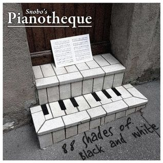 Pianotheque: 88 shades of black and white