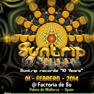 Lord Flames•●● Suntrip Records 10 Years •●●Palma de Mallorca