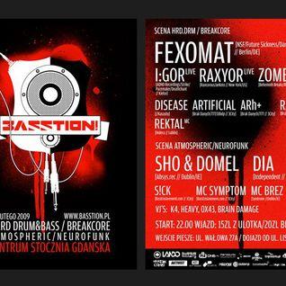 Fexomat @ Basstion! [CSG,Gdansk]2009