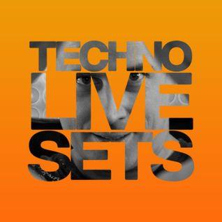 Christian Smith  Dj Mix - IKON, Antwerp (Techno For Humanity) - 17-09-2015