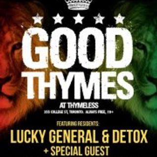 Deep Dubstep Mix by Greenjah form November 1 2012 Mix @ Thymless Bar 355 College Street