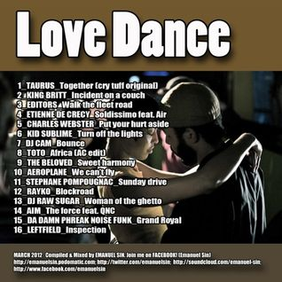 Love Dance mixed by Emanuel Sin