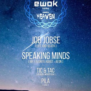 Speaking Minds DJ Set @ EWOK meets HEAVEN // Tozeur - 20.02.2015